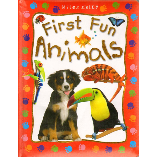 First Fun Animals (BOK)