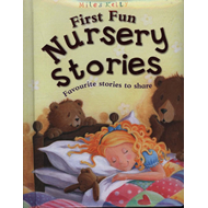 First Fun Nursery Stories (BOK)