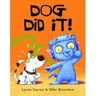 Dog Did It! (BOK)