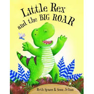 Little Rex and the Big Roar (BOK)