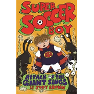Super Soccer Boy and the Attack of the Giant Slugs (BOK)