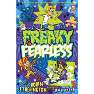 Freaky and Fearless: How to Tell a Tall Tale (BOK)