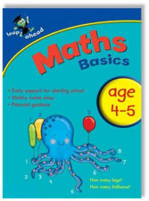 Maths Basics 4-5 (BOK)