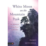 White Moon on the Mountain Peak (BOK)