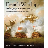French Warships in the Age of Sail 1786 - 1861 (BOK)