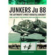Junkers Ju 88 the Luftwaffe's Most Versatile Aircraft (BOK)