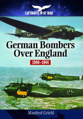 German Bombers Over England (BOK)