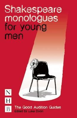 Shakespeare Monologues for Young Men (BOK)