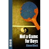 Not a Game for Boys (BOK)