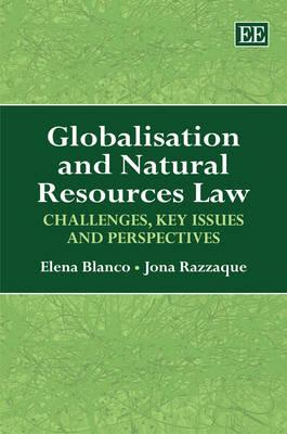 Globalisation and Natural Resources Law (BOK)
