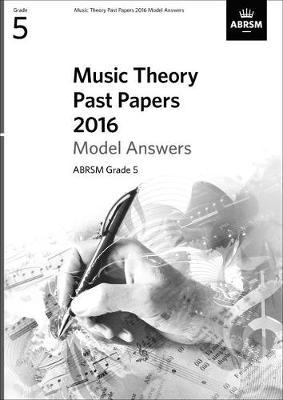 Music Theory Past Tests (BOK)