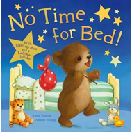 No Time For Bed! (BOK)