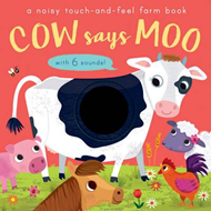 Cow Says Moo (BOK)