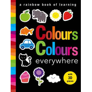 Produktbilde for Colours Colours everywhere (BOK)