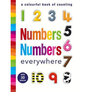Produktbilde for Numbers Numbers everywhere (BOK)