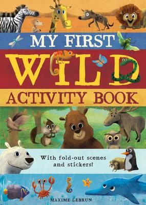 My First Wild Activity Book (BOK)