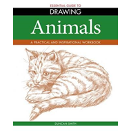 Essential Guide to Drawing: Animals (BOK)