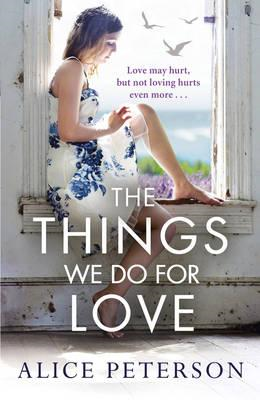 Things We Do for Love (BOK)