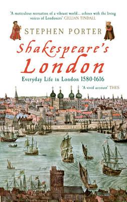 Shakespeare's London (BOK)