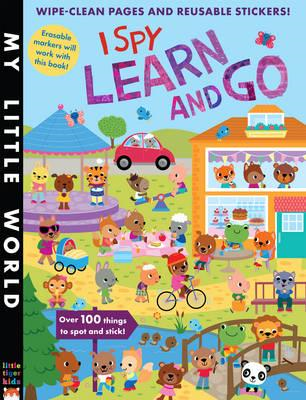 I Spy Learn and Go (BOK)