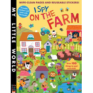 Produktbilde for I Spy On The Farm (BOK)