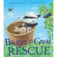 Badger and the Great Rescue (BOK)