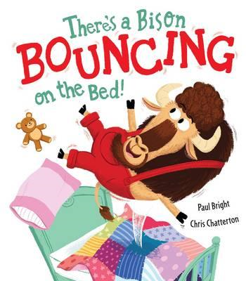 There's a Bison Bouncing on the Bed! (BOK)