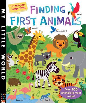 Finding First Animals (BOK)