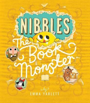 Nibbles: The Book Monster (BOK)