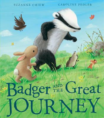 Badger and the Great Journey (BOK)
