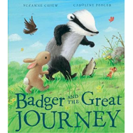 Produktbilde for Badger and the Great Journey (BOK)