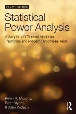 Statistical Power Analysis (BOK)