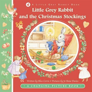 Little Grey Rabbit & the Christmas Stocking (BOK)