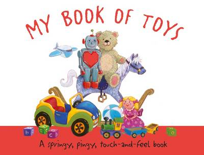 My Book of Toys (BOK)