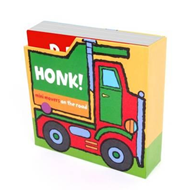 Mini Movers Truck Slipcase (BOK)