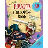 Jonny Duddle's Pirates Colouring Book (BOK)