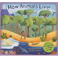 How Animals Live (BOK)