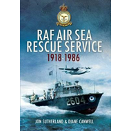 RAF Air Sea Rescue Service 1918-1986 (BOK)