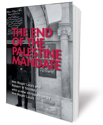 End of the Palestine Mandate (BOK)