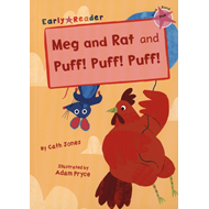 Meg and Rat & Puff! Puff! Puff! (Early Reader) (BOK)