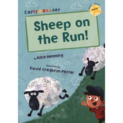 Sheep on the Run (Early Reader) (BOK)