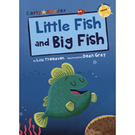 Little Fish and Big Fish (Early Reader) (BOK)