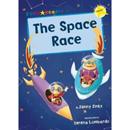 Produktbilde for Space Race (Yellow Early Reader) (BOK)