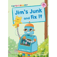 Produktbilde for Jim's Junk and Fix It (BOK)