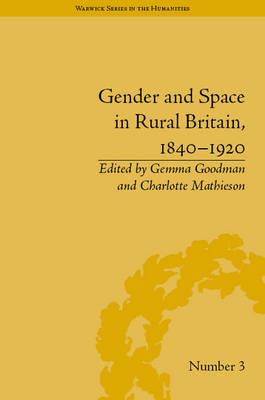 Gender and Space in Rural Britain, 1840-1920 (BOK)
