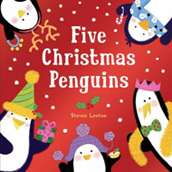 Five Christmas Penguins (BOK)