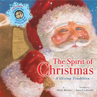 The Spirit of Christmas: A Tradition of Giving (BOK)