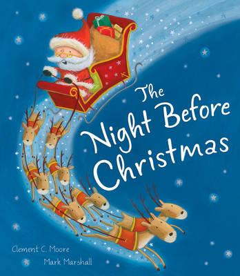Night Before Christmas (BOK)