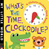 What's the Time, Clockodile? (BOK)