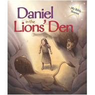 My Bible Stories: Daniel in the Lions' Den (BOK)